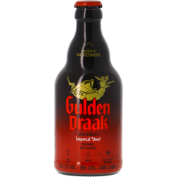Flaskor - Gulden Draak Imperial Stout
