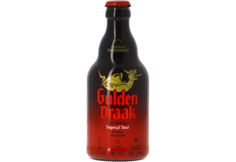 Bouteilles - Gulden Draak Imperial Stout