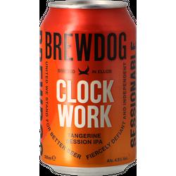 Bottled beer - Brewdog Clockwork Tangerine - Can