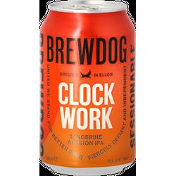 Bouteilles - Brewdog Clockwork Tangerine - Canette