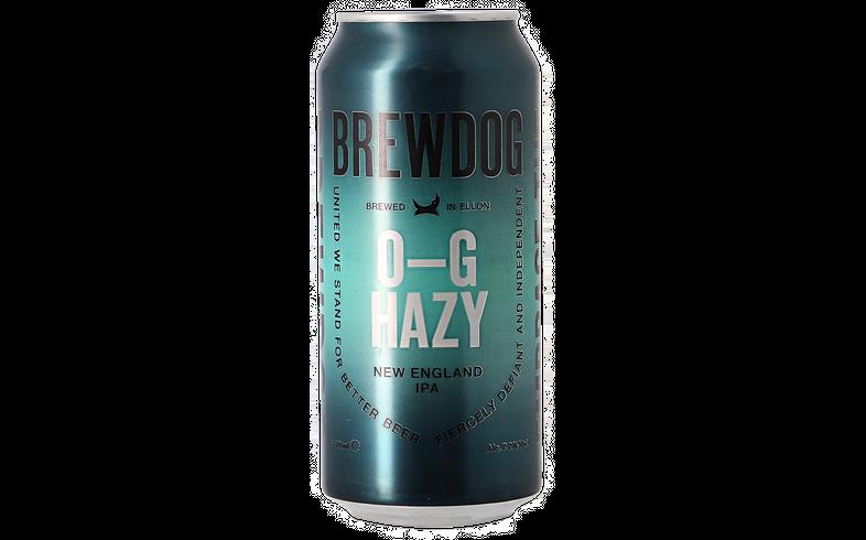 Bottled beer - Brewdog O-G Hazy