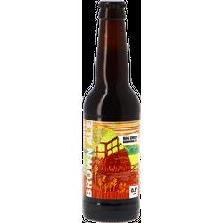 Flaskor - Big Drop Brown Ale