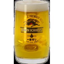 Verres à bière - Chope Kirin Ichiban - 30 cl