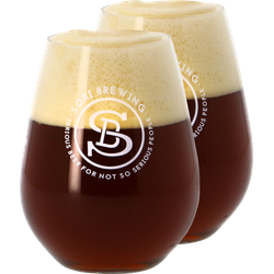 Bouteilles - Pack 2 Verres Sori Brewing - 33 cl