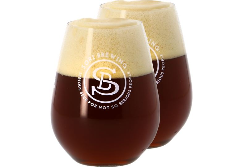 Bouteilles - Pack 2 Verres Sori Brewing - 33 cl
