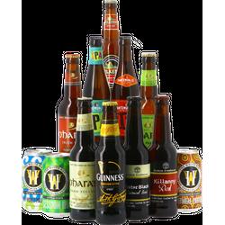 Accessoires et cadeaux - Assortiment Irlande - 12 bières