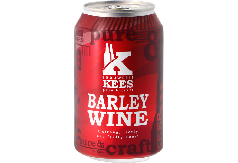 Bouteilles - Kees Barley Wine - Canette