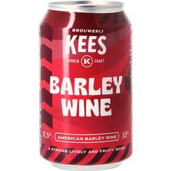 Bottled beer - Kees Barley Wine
