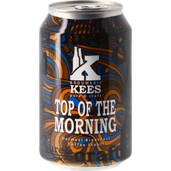 Bottled beer - Kees Top of the Morning