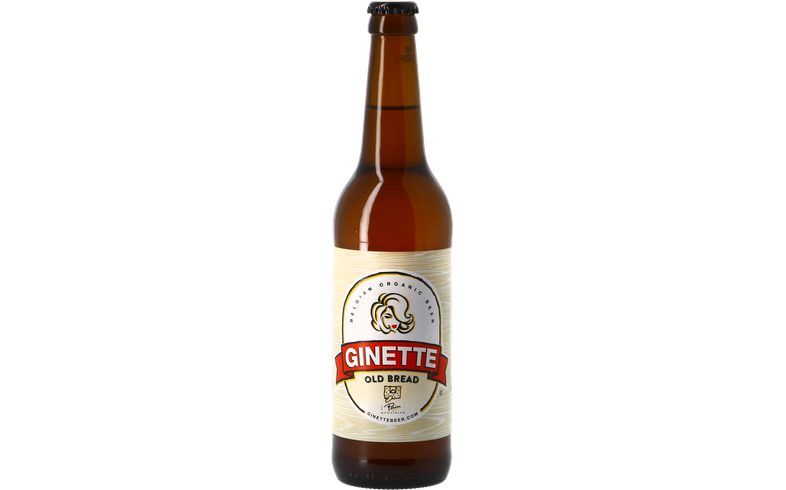 Bouteilles - Ginette Old Bread Bio - 50 cl