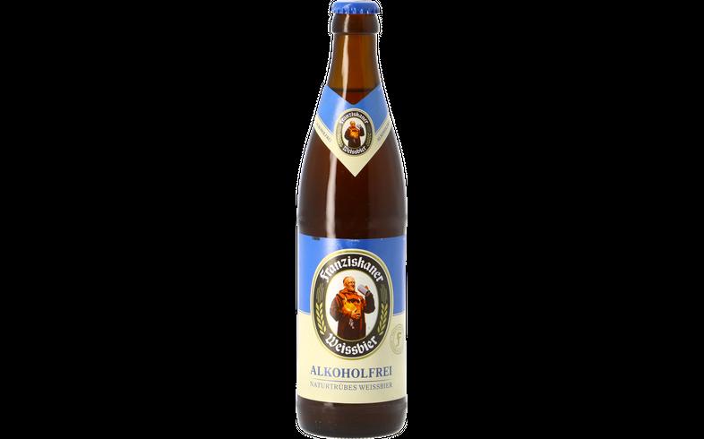 Bouteilles - Hefe-Weissbier Alkoholfrei 50 cl