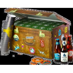 Cadeaus en accessoires - Bierpakket World Wide Bier - 24stuks
