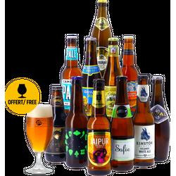 Cadeaus en accessoires - Hopts 12 Jaar Beste Bieren Pack