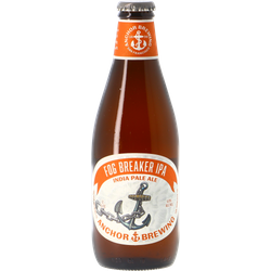 Botellas - Anchor Fog Breaker IPA
