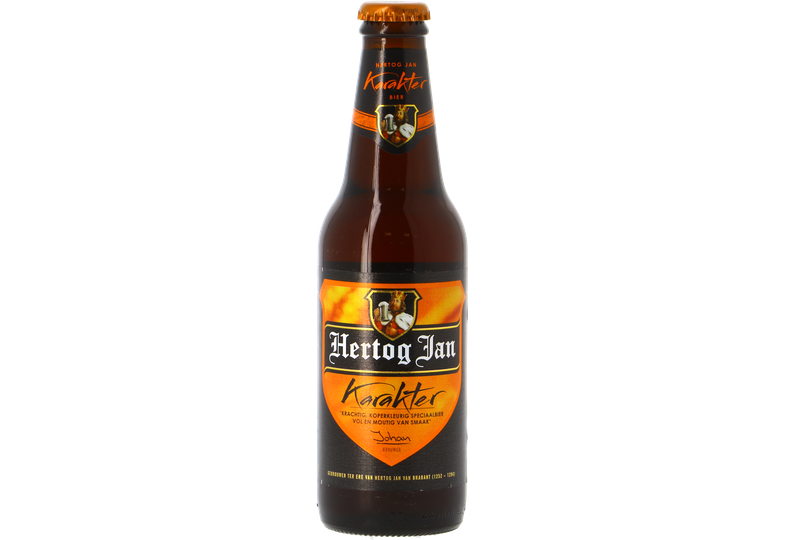 Botellas - Hertog Jan Karakter