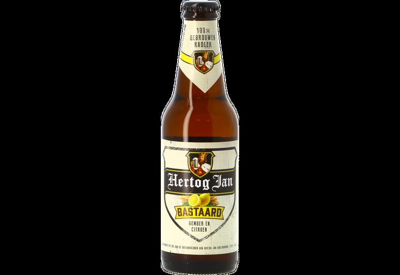 Flaskor - Hertog Jan Bastaard Ginger and Lemon