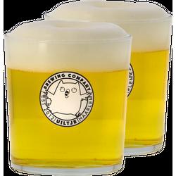 Verres à bière - Pack 2 Verres Uiltje 30cl