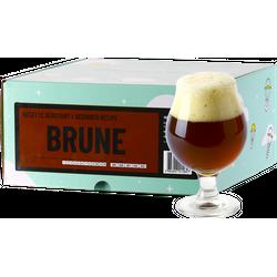 All-Grain Bier Kit - Navulling Bière Brune - BeerKit voor Beginners