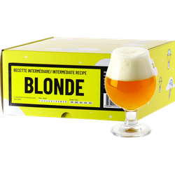 All-Grain Bier Kit - Navulling brouwkit Blond Bier gevorderden
