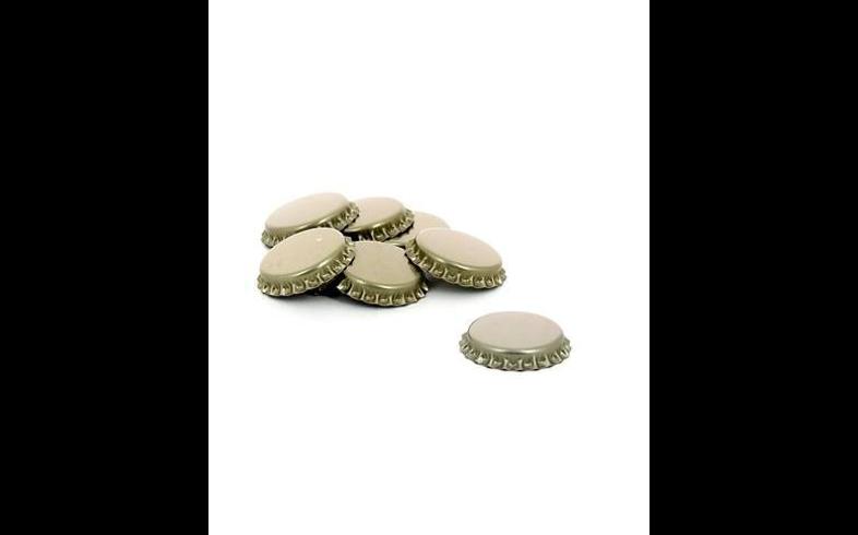 Embouteiller et capsuler - 1.000 capsules 26 mm - dorée