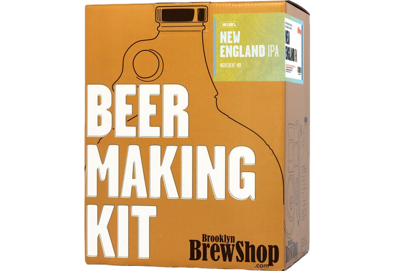 Kit à bière tout grain - Brooklyn Brew Kit New England IPA
