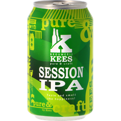 Bouteilles - Kees Session IPA - Canette