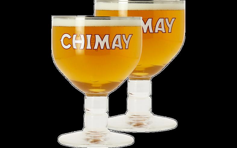 Bicchieri - 2 Bicchieri Chimay - 33cl