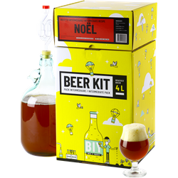 All-Grain Beer Kit - Beer Kit Intermédiaire, je brasse une bière de Noël