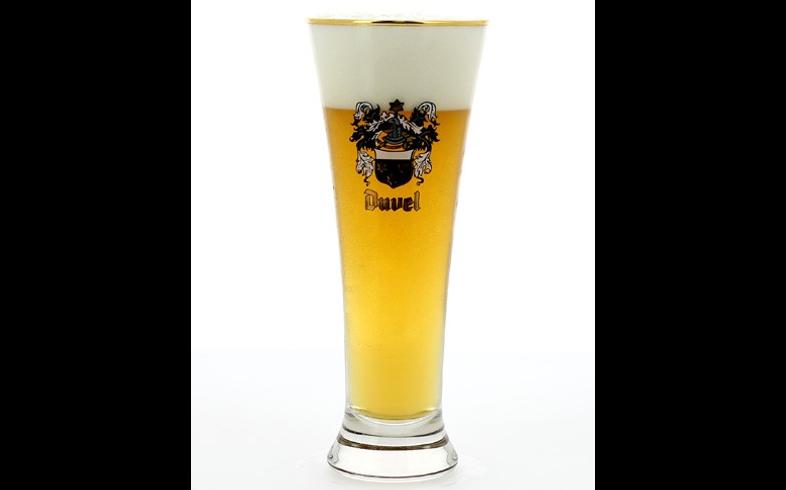 Verres à bière - Verre Duvel flûte