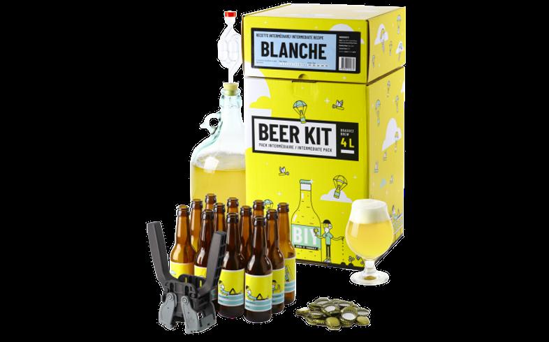 All-Grain Bier Kit - Bierbrouw Pakket Compleet Gevorderden - Witbier