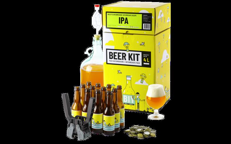 All-Grain Bier Kit - Beer Kit voor gevorderden: ik brouw en bottel een IPA