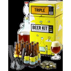 Vollkornbier-Kit - Beer Kit Intermédiaire, je brasse et j'embouteille une bière Triple
