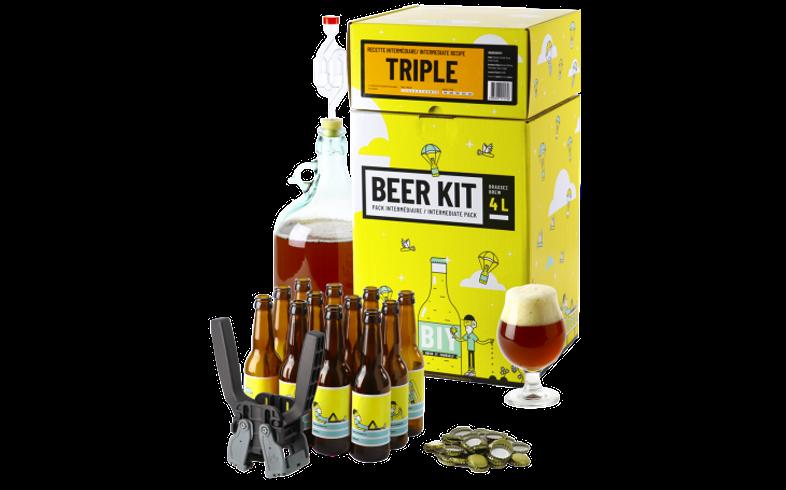 All-Grain Bier Kit - Bierbrouw Pakket Compleet Gevorderden - Tripel Bier