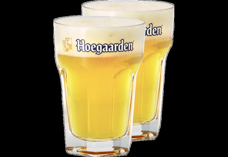 Ölglas - Pack 2 verres  Hoegaarden - 25 cl