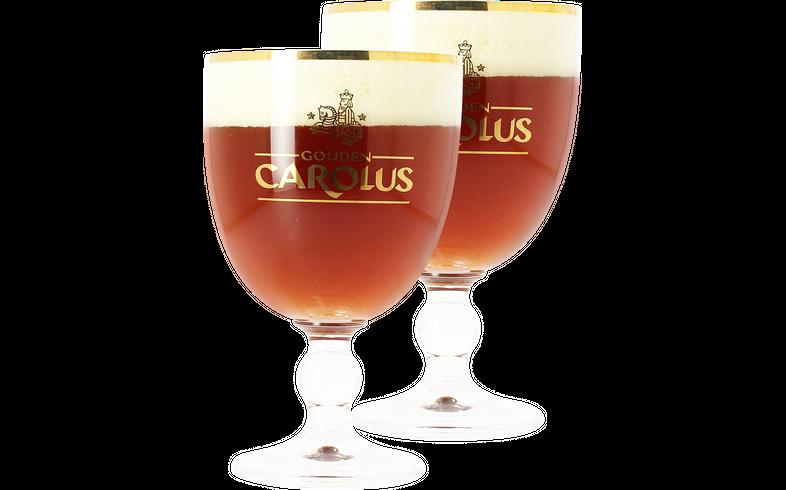 Bicchieri - 2 Bicchieri Gouden Carolus - 25cl