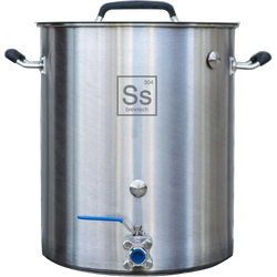 Brewer s accessories - Ss Brew Kettle 10 gallons (37.8 litres)
