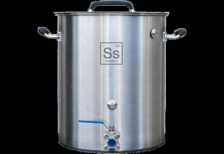 Accessoires du brasseur - 10 gallons Ss Brew Kettle - Cuve de brassage 35 L Ss Brewtech