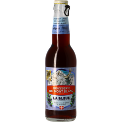 Bottled beer - Bleue du Mont Blanc - 33cl