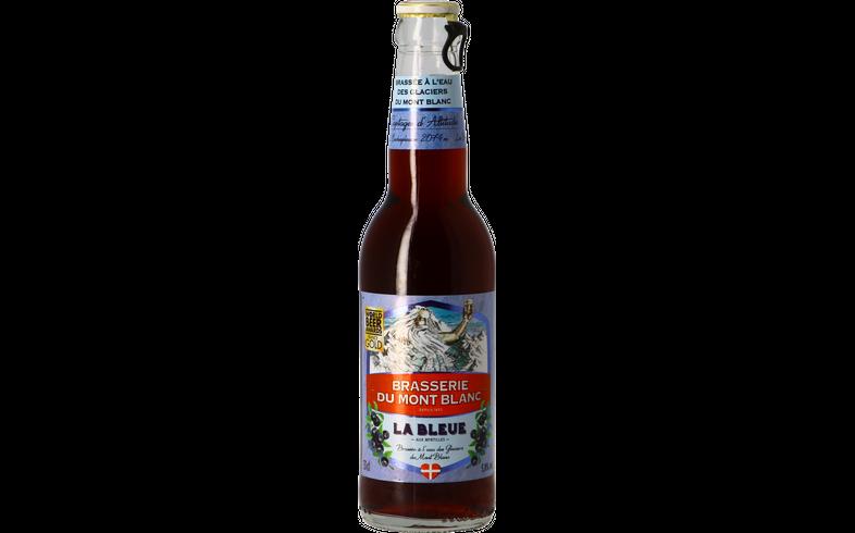 Bottled beer - Bleue du Mont Blanc - 33cl