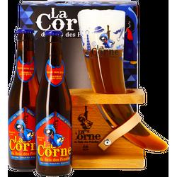 Gåvor - La Corne du Bois des Pendus Tripel Gåvopaket