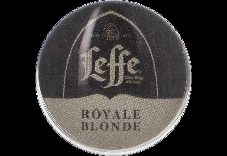 Accessoires et cadeaux - Médaillon Leffe Royale Blonde