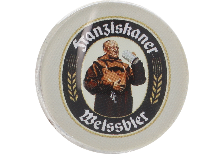 Accessori e regali - Medaglione Franziskaner Weissbier