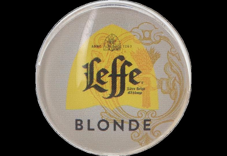 Accessoires et cadeaux - Médaillon Leffe Blonde