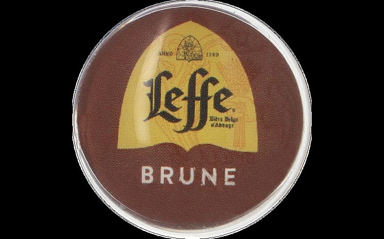 Accessoires et cadeaux - Médaillon Leffe Brune