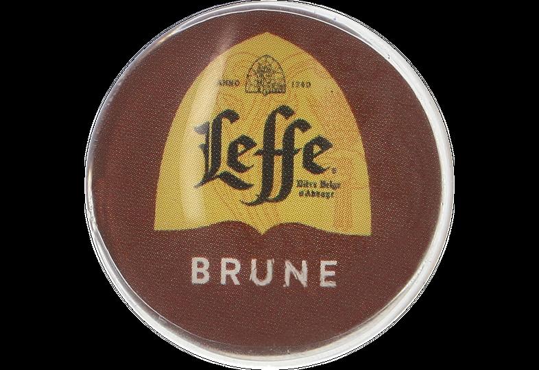 Geschenke - Magnet Leffe Brune
