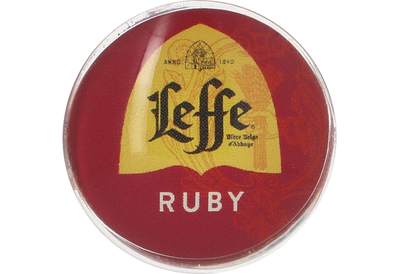 Gifts - Magnet Leffe Ruby