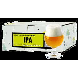 Vollkornbier-Kit - IPA Bier Rezept-Nachfüllung für experte Braukit
