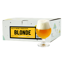 All-Grain Bier Kit - Navulling brouwkit Blond Bier - gevorderden