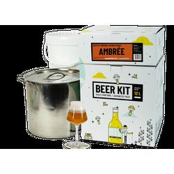 Kit à bière tout grain - Beer Kit Confirmé Bière Ambrée