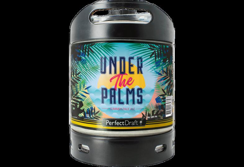 Fûts de bière - Fût 6L Under the Palms